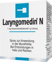 LARYNGOMEDIN N Spray