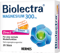 BIOLECTRA Magnesium Direct Orange Pellets
